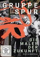 GRUPPE SPUR-DIE MALER DER ZUKUNFT! - ZIMMER,SABINE    DVD NEU