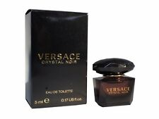 Versace Crystal Noir for Women Miniature Mini Perfume 5ml EDT