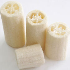 1Pc Natural Loofah Luffa Loofa Spa Bath Sponge Kitchen Clean Scrubber Exotic+++
