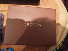 OROTON CAPRI MINI FOLD WALLET POPPY BRAND NEW AND UNUSED RRP $99