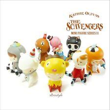 Scavengers Series 2 by Kathie Olivas Mini Figure Blind Box (15 Stück) MINDSTYLE