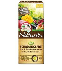 Substral Naturen Organic Schädlingsfrei Fruit & Vegetables Concentrate, 500 ML