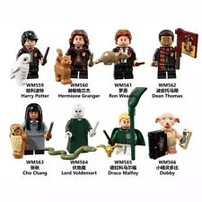 Dobby Harry Potter Hermione Owl Tina Building Blocks Minifigure toys