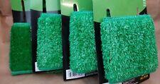 Sunday FOOTBALL set of 4 green TURF DRINK HOLDERS KOZZIES