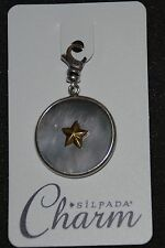 SILPADA Sterling Silver Charm Collection - Star of the Show - C2564