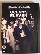 DVD OCEAN'S ELEVEN G. Clooney M. Damon J. Roberts