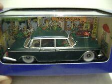 tintin la limousine gouvernementale de tintin et les picaros anneé 70 1/43