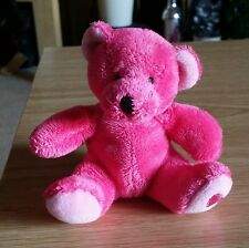 Yves ROCHER Rosa Peluche Teddy Bear portachiavi