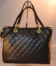 borsa borse donna vera pelle made in italy nuova  bag leather nero traputtata 8