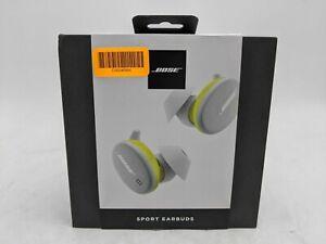 Bose Sport Earbuds True Wireless Earphones - Glacier White -JD1166