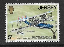 Jersey 1975 50th. anniversary of Royal Air Force Association - nice 5p stamp