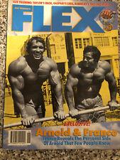 Flex Bodybuilding Magazine June 1992