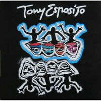 """Tony Esposito - omonimo, same (ITA 1987 Bubble BLULP 1826) LP 12""""."""