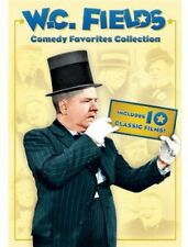 W.C. Fields Comedy Favorites Collection [3 Discs] (2013, REGION 1 DVD New)