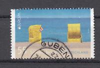 Briefmarken BRD 2012 Europa Ferien in Deutschland Mi.2933 gestempelt