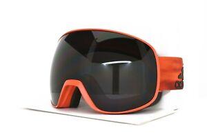 ADIDAS Snow Goggles AntiFog Orange New Authentic 82 50 6060