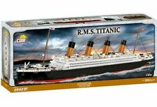 COBI 1916 RMS Titanic Historical Collection 2840 Teile limited Edition