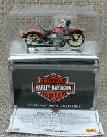 Harley Davidson 1936 EL Knucklehead 1:18 Motorcycle Maisto Die Cast