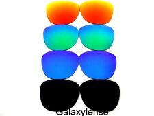 Replacement Lenses For Ray Ban RB2140 Origin-Wayfarer Black/Blue/Green/Red 54mm