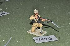 65 mm figuras (Beau Geste colonial británico infantería) (4645) De Metal Pintado