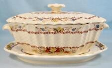 Copeland Spode Cowslip Small Tureen Covered With Underplate S173 S713 England O