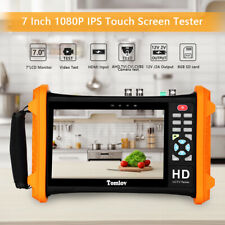 "HD-3600ADHS PLUS 7.0"" CCTV Tester Monitor TVI CVBS AHD CVI Camera Test HDMI UTP"