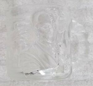 BATMAN FOREVER McDONALD'S GLASS COFFEE MUG TWO-FACE