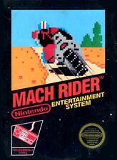 Mach Rider NINTENDO NES Video Game