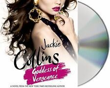 Lucky Santangelo: Goddess of Vengeance by Jackie Collins (2011, CD, Unabridged)
