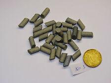 1 kg Rösler Schleifkörper / Polliersteine /  - unbenutzt -für Edelstahl /Metallb
