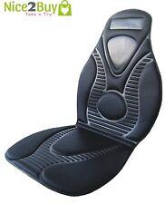 Renault Megane Grandtour beheizbare Auto Sitzauflage Sitz und Rücken getrennt Be