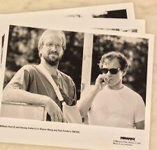 SMOKE (1995) Press Kit Photos; Harvey Keitel, William Hurt; Paul Auster Movie