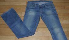 LE TEMPS DES CERISES Jeans pour Femme W 27 - L 32 Taille Fr 36 (Réf # B165)