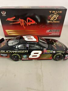Dale Earnhardt Jr #8 Staind Budweiser 2003 Chevy Monte Carlo NASCAR 1/24 Action