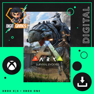 ARK Survival Evolved - Xbox Series X S / Xbox One / Digital Download Game