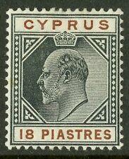 Cyprus  1903   Scott #46    Mint Hinged