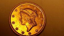 Charlotte Uncertified US Gold $1 Coins