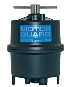 Motor Guard M-30 Compressed Air Filter, Sub-micronic - 45 Cfm (m30)