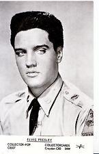 Pop Music Postcard - Singer & Actor Elvis Presley - Pamlin Prints  BH4299