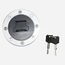 Fuel Gas Tank Cap Cover Lock Key For Suzuki GSXR 600 750 1000 1300 GSF GSX SV