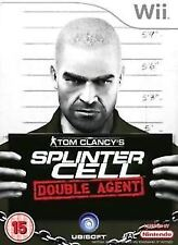 Tom Clancy's Splinter Cell Double Agent - Nintendo Wii