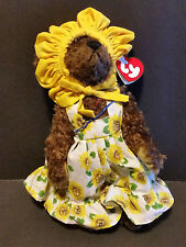 "1993 Ty Plush 8"" Susannah the Bear"