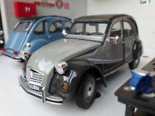 Véhicules miniatures gris pour Citroën 1:24