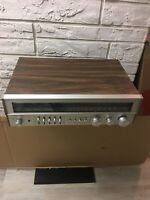 Vintage Fisher RS-2003 Studio Standard Stereo Receiver -Works Great-
