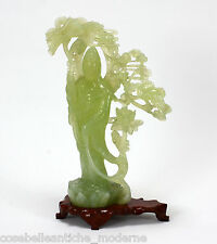 Antica Scultura in giada inizi 900 Cina periodo Qing Ancient Old Jade Sculpture