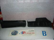 COPPIA SUPPORTO MENSOLA/CAPPELLIERA (SUPPORT SHELF) FIAT 127 NERO