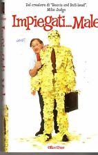 Impiegati male (1998) VHS Fox Mike Judge Jennifer Aniston NO edicola