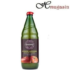 Biona Organic Apple Cider Vinegar with Mother - 750ml