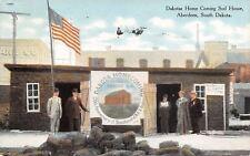 Aberdeen SD~Dakota 20 Year Statehood Home Coming~Big Shots~Sod House~1909
