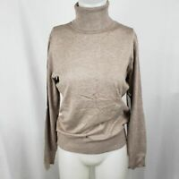 Cielo Long Sleeve Turtle Neck Blouse NEW Size L Large